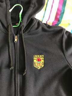 Brand New RVPS River Valley Primary School Jacket with hoodie