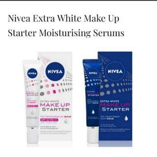 🆕💆👍Set of 2 for $20 Nivea MakeUp Starter👍💆🆕