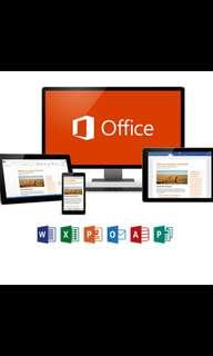 🌟 Office 365 - 不需每年付費續期