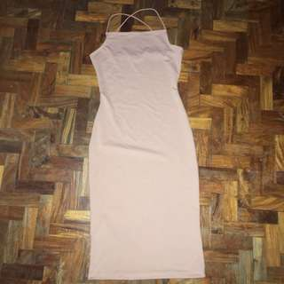 BRAND NEW! Spandex Dress