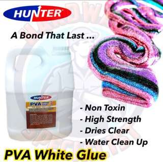 < PO > hunter glue