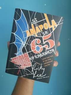 Si Ampola sa 65 na Kabanata by Ricky Lee