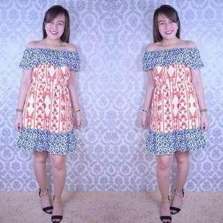 Classy Off Shoulder Dress