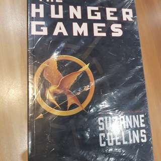 Hunger Games Book 1 (brand new still covered in plastic)
