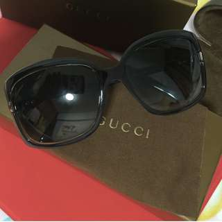 GUCCI SUNGLASS AUTHENTIC