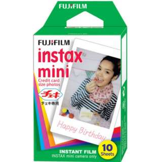 FLASH SALE!! 😍Plain Polaroid Films (NO BOX)
