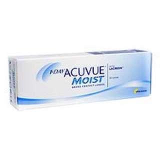 Acuvue moist daily lens 30 Lens per box