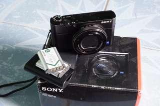 Sony RX 100 Mark IV