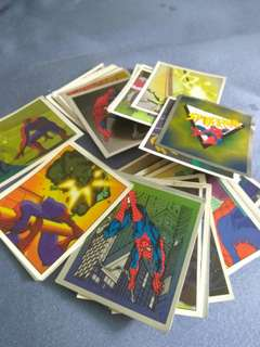 Spider-man Animated Series Stickers