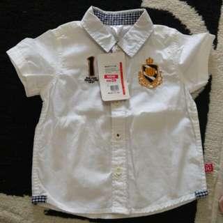 Polo Shirt 6-12m