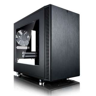 Fractal Design Nano S Window with PSU