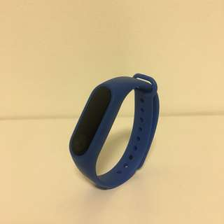 Free Mailing! Mi Band 2 Strap - Blue