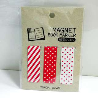 magnet bookmark