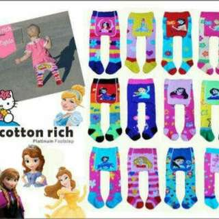 Legging Cotton Rich Motiv Cewe