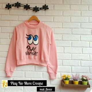 Play no more sweter
