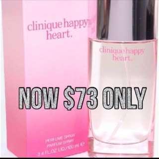 CLINIQUE HAPPY HEART Perfume 2