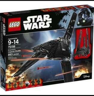 Lego Krennie Imperial Shuttle Star Wars