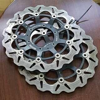 Cbr600rr Galfer brake disc
