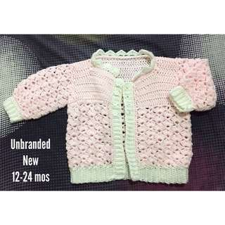 Baby Girl Knitted Top