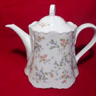 Vintage Hutschenreuther Germany Teapot