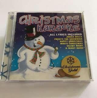 Christmas Karaoke CD