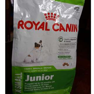 Royal Canin Jr. Very Small Dogs