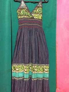 Long dress #UBL2018