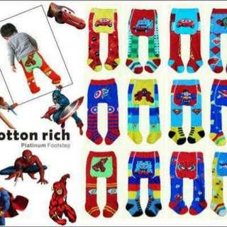 Legging Cotton Rich Motiv Cowo