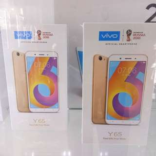 VIVO Y65 face acces tekhnologi masa kini sudah tersedia di vivo y65