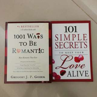 Love & Marriage- Set of 2