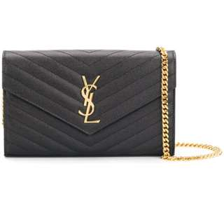 YSL High Premium Quality WOC (Gold/Silver)(FULL Counter Packaging)