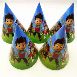 PAW PATROL Party Hats (Pack of 10)