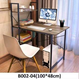 Computer Table/study table/desk with book shelf