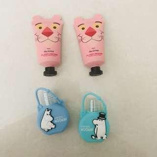 Miniso Japan Hand Cream & Sanitizer