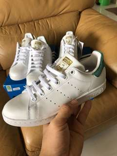 Stan smith UK 4, euro 36.5