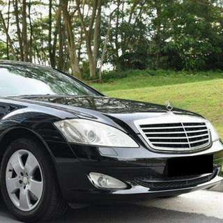 Mercedes Benz W221 S350 7G-Tronic     -(SG)-  Year 2008