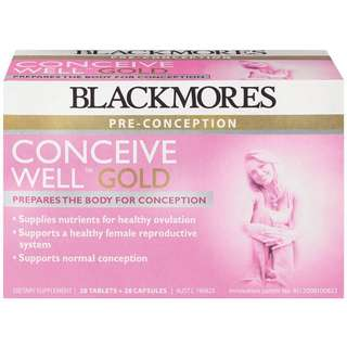 Conceive Gold Supplement