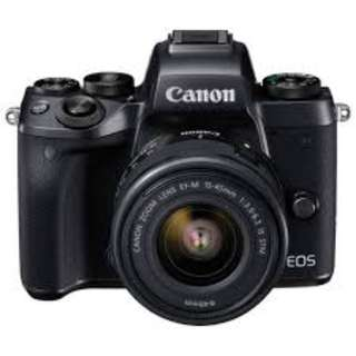 Canon EOS M5 Mirrorless 15-45mm Kredit tanpa kartu kredit