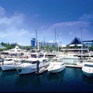 Membership for sale - Republic of Singapore Yacht Club