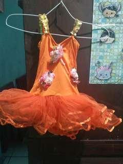 Baju balet pentas + tutu