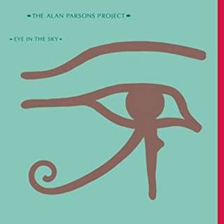 CD Eye In The Sky - Alan Parsons Project