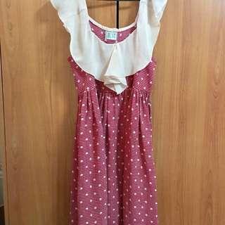 Dress / country dress / preloved dres