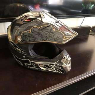 Fox v2 helmet fullface