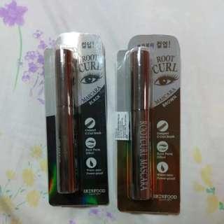 Skinfood Root Curl Mascara (Black)
