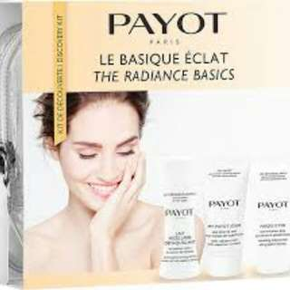 Payot- Discovery Kit