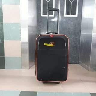 "Trolley Bag 26"" Luggage Bag Travel Bag with Free padlock"
