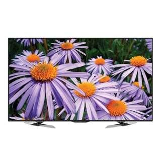 Sharp 65 inch. UHD 4K LED TV LC65UE630X