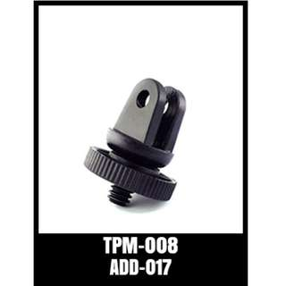 GP ACTION CAMERA MOUNT ADAPTER TPM-008 PORTABLE