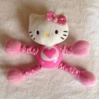 Baby Hello Kitty Sensory Toy