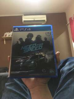 PS4 Need For Speed swap any games